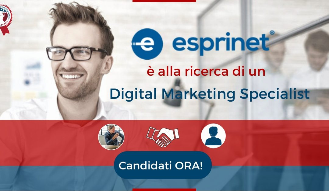 Digital Marketing Specialist - Vimercate - Esprinet