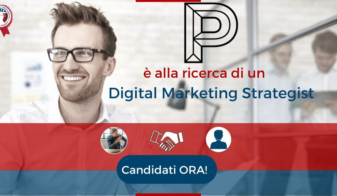 Digital Marketing Strategist - Bari - Push Studio ADV