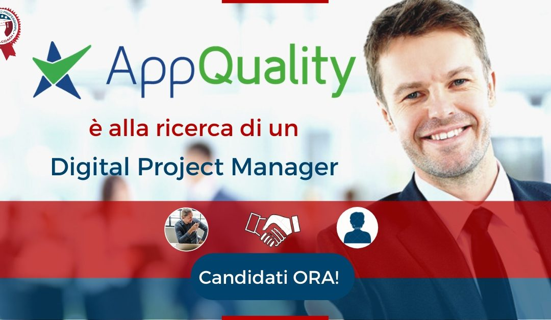 Digital Project Manager - Milano - AppQuality