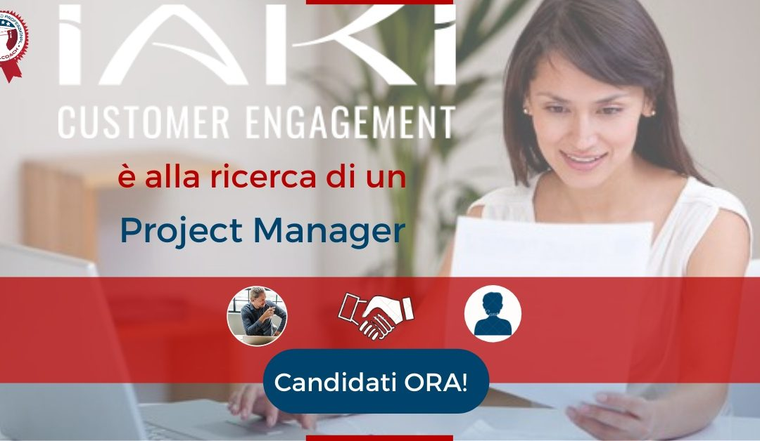 Project Manager – Milano – IAKI
