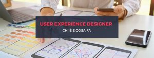 User experience designer cover