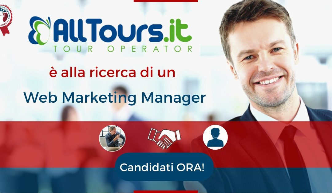 Web Marketing Manager - Roma - AllTours.it