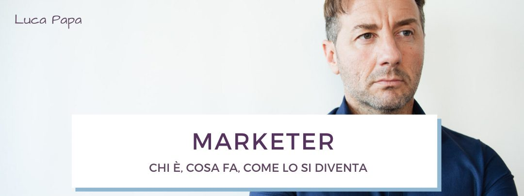 marketer - cover