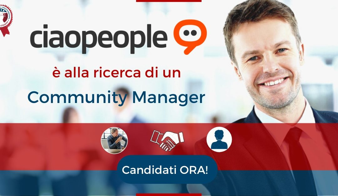 Community Manager - Napoli -Ciaopeople