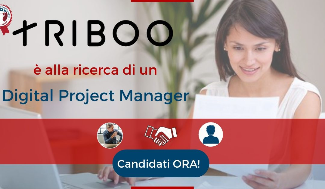 Digital Project Manager – Milano – Triboo Group