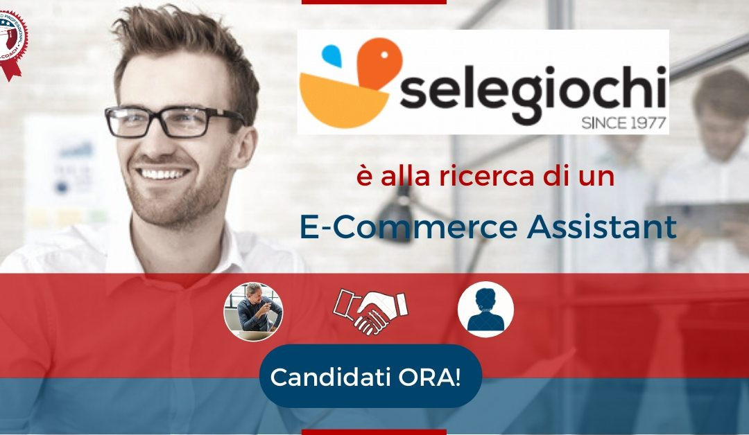 E-Commerce Assistant - Binasco - Salegiochi