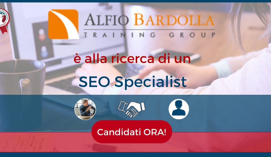 SEO Specialist - Milano - Alfio Bardolla Training Group