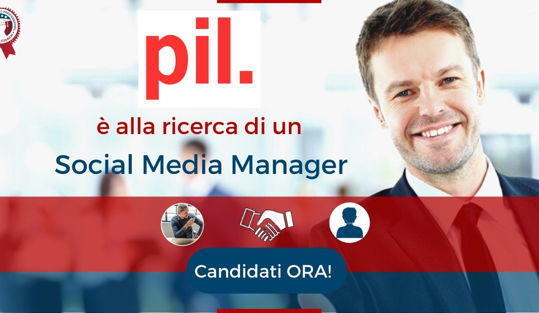 Social Media Manager - Porto Civitanova - pil associati