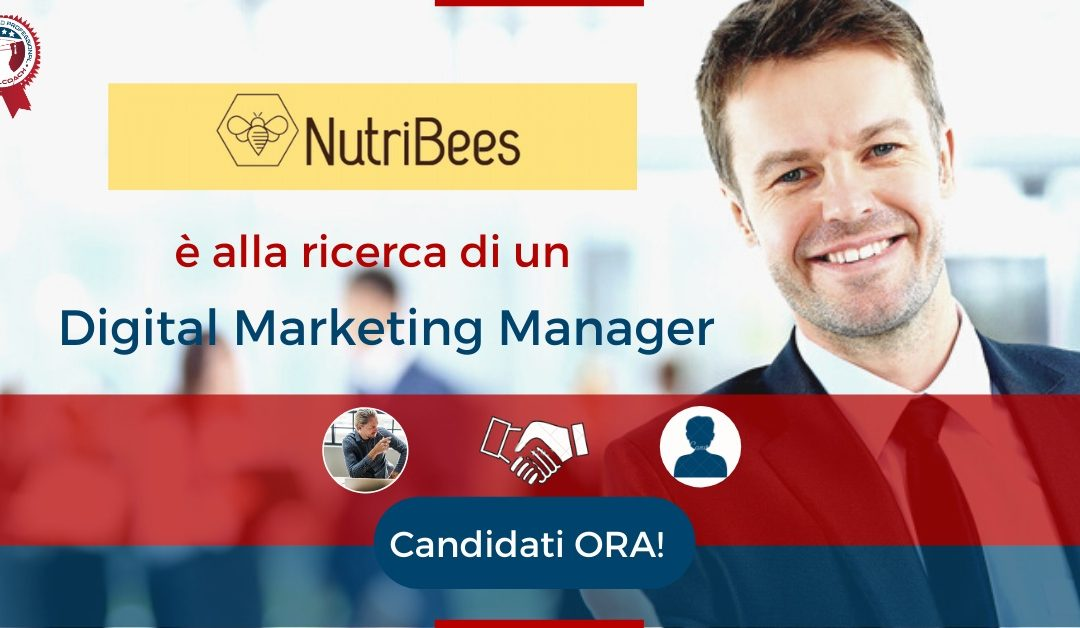 Digital Marketing Manager - Lesmo - NutriBees