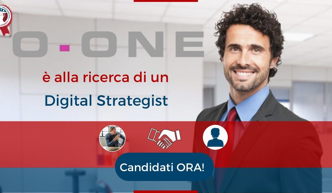 Digital Strategist - Bologna - O-One
