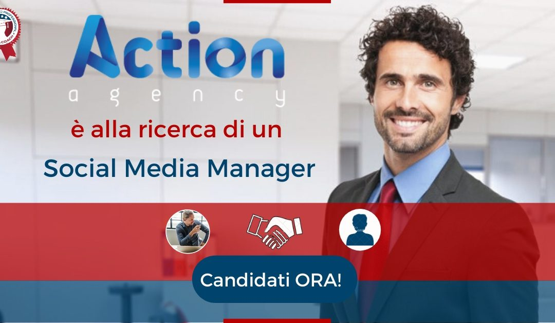 Social Media Manager - Milano - Action Agency