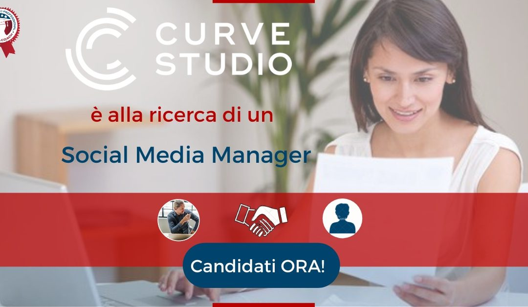 Social Media Manager - Torino - Curve Creative Studio