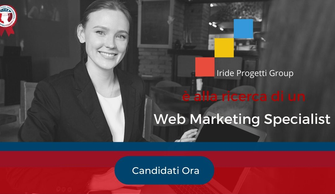 Web Marketing Specialist - Senigallia - Iride Progetti