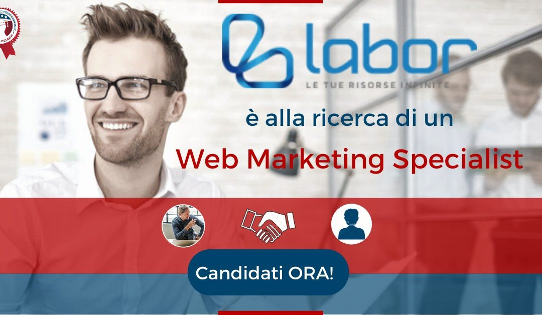 Web Marketing Specialist - Vimercate - Labor Spa
