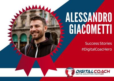 Success stories Alessandro Giacometti