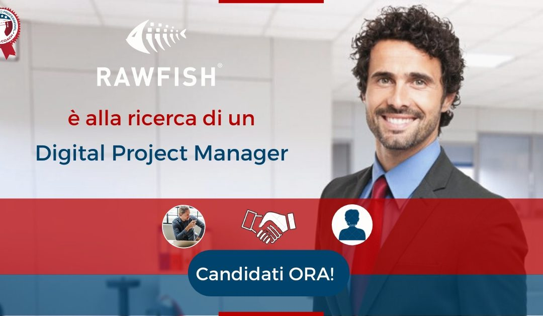 Digital Project Manager - Vicenza - Rawfish Srl