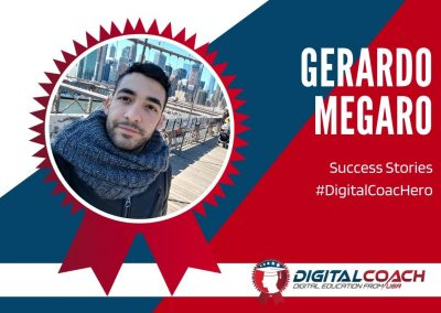 Success Stories – Gerardo Megaro