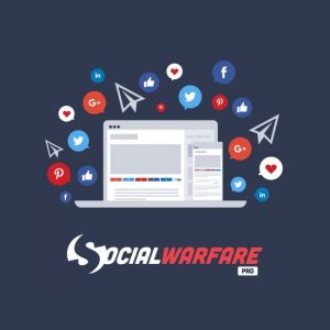 plugin Social Warfare per WordPress, logo e immagine
