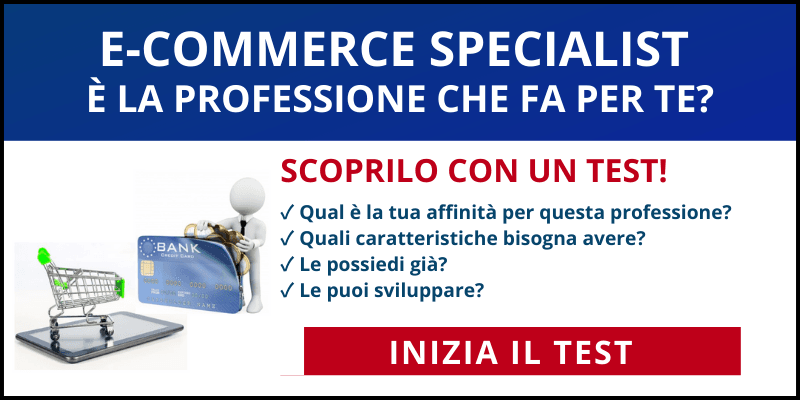 test e-commerce specialist