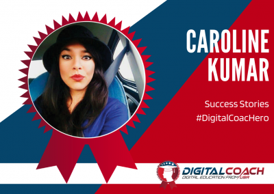 Success Stories Caroline Kumar