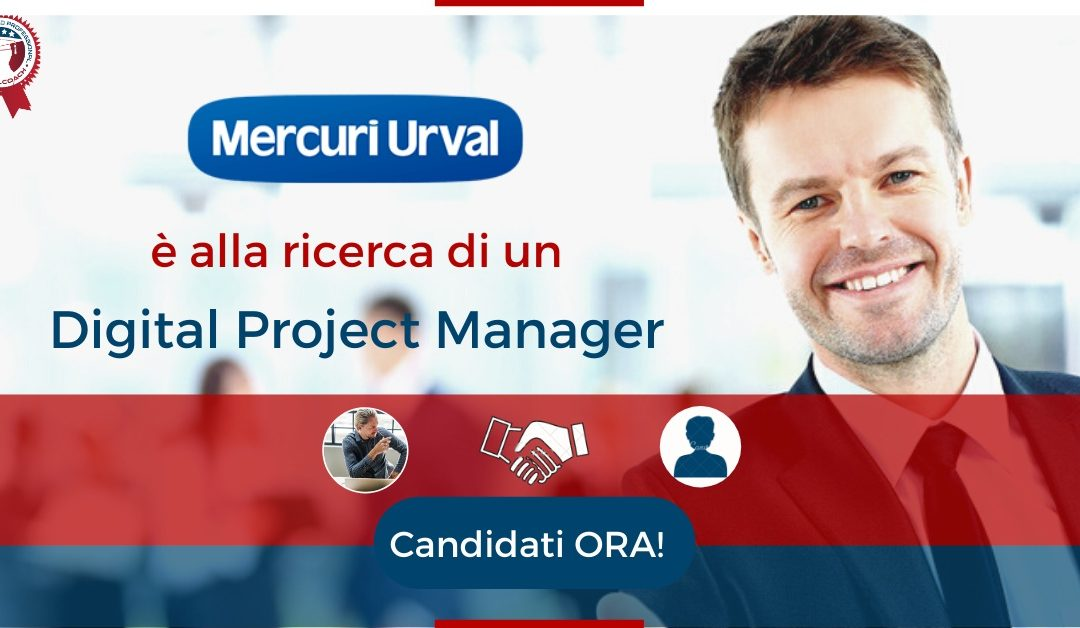 Digital Project Manager - Milano - Mercuri Urval