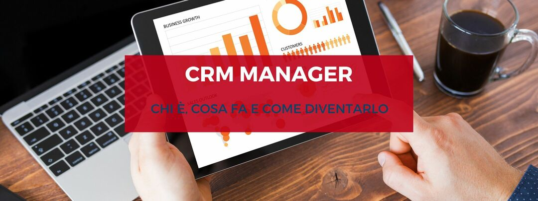CRM Manager Marketing