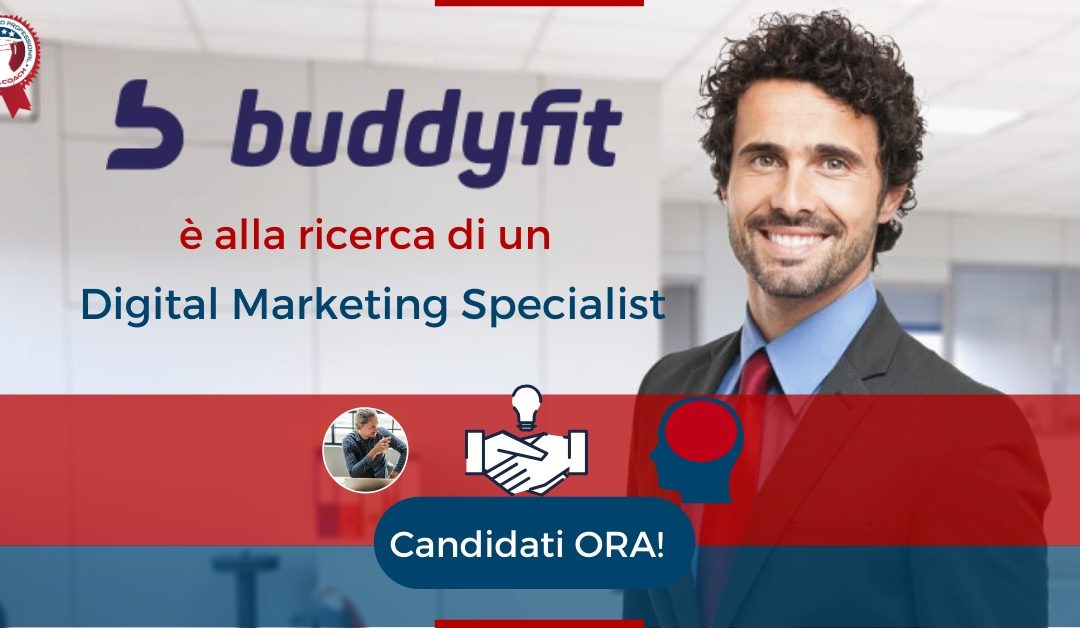Digital Marketing Specialist - Ceranesi - Buddyfit