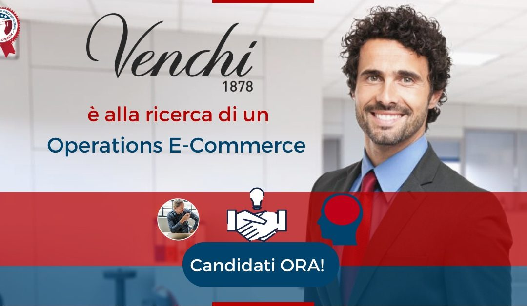 Operations E-Commerce - Castelletto Stura - Venchi