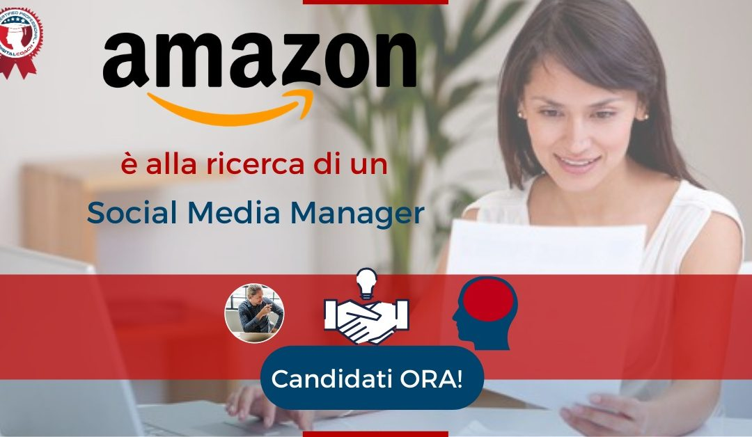 Social Media Manager - Milano - Amazon Music