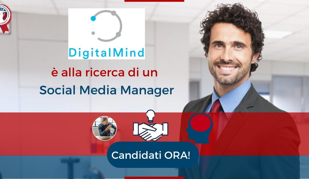 Social Media Manager - Murano - DigitalMind Srl