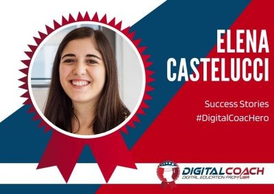 Success stories Elena Castellucci