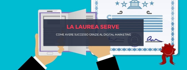 serve la laurea cover