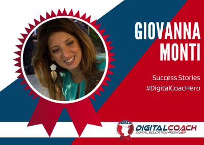 Success Story – Giovanna Monti