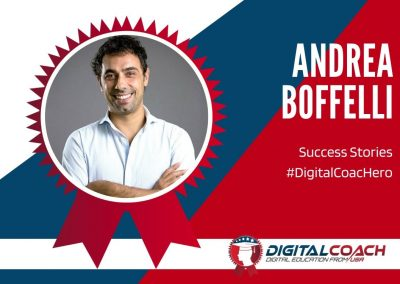 Success stories Andrea Boffelli