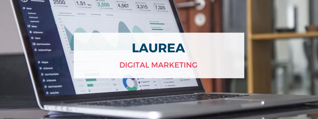 laurea digital marketing cover