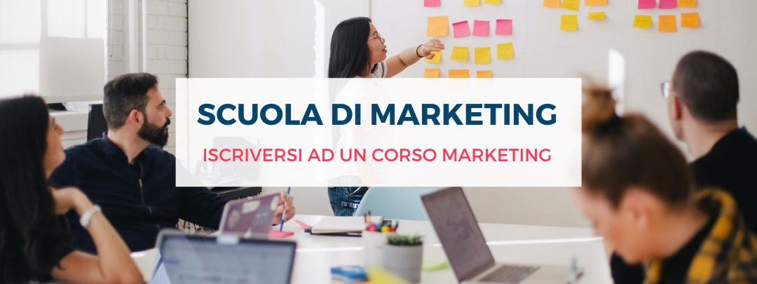 scuola di marketing cover