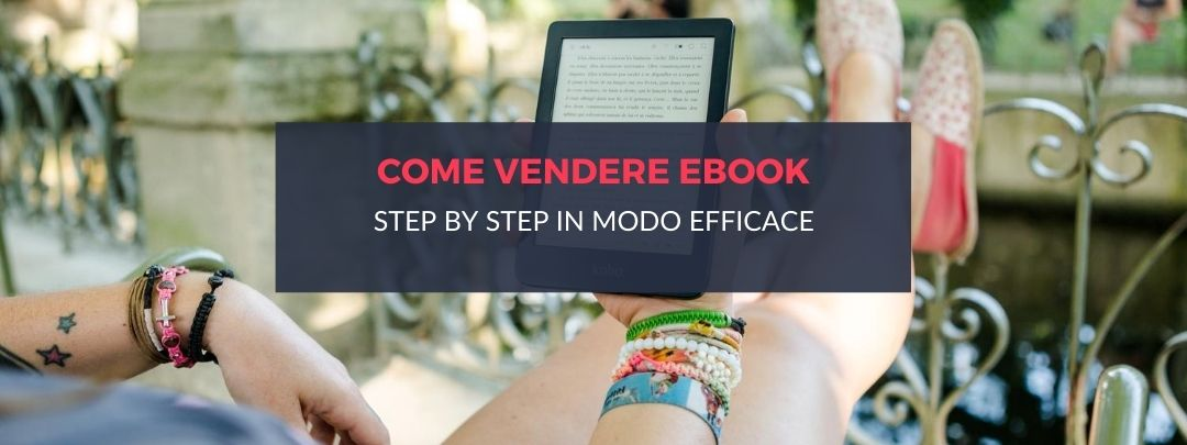 Come Vendere eBook step by step in modo efficace