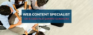 Web Content Specialist