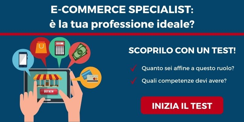 e-commerce specialist test