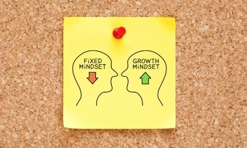 mindset fixed or growth